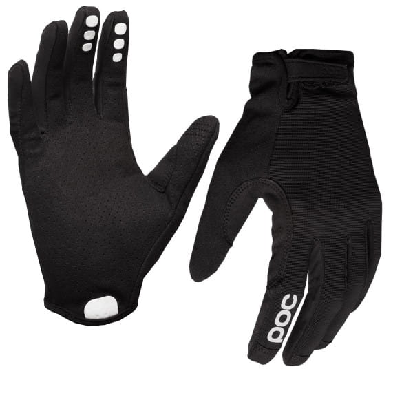 Resistance Enduro Adjustable Glove - Uranium Black