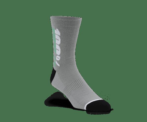 Rhythm Socken - Charcoal