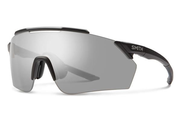 Ruckus - Fahrradbrille - Matt Schwarz/ChromaPop Platin Verspiegelt