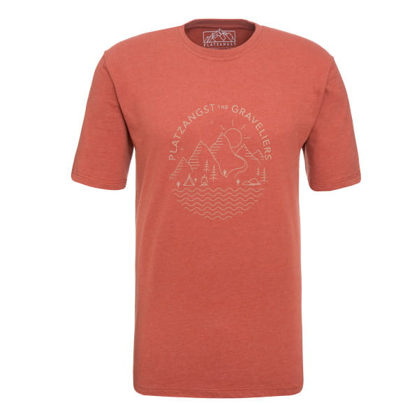 Graveliers T-Shirt - Orange