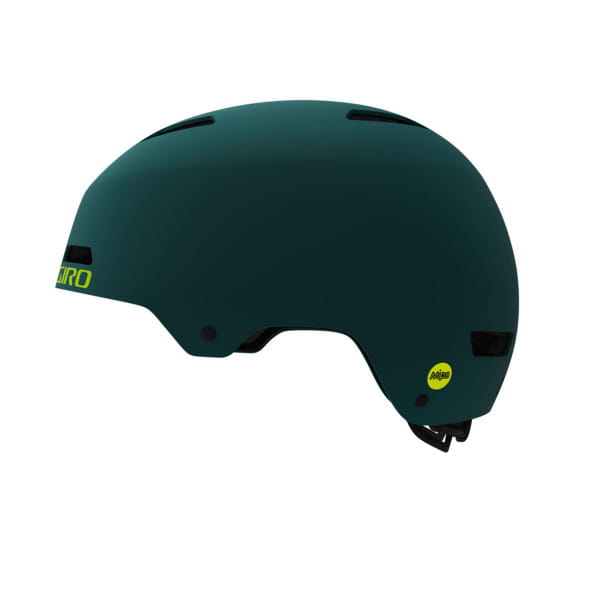 Quarter FS MIPS Helm - True Spruce