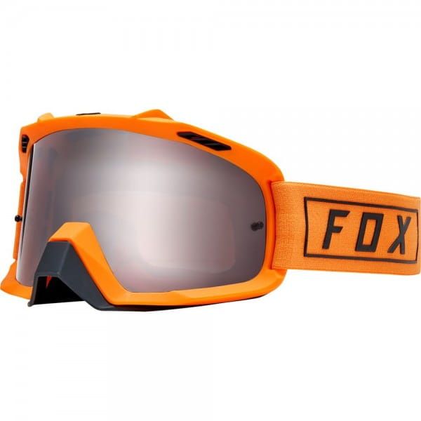 Air Space Gasoline Goggle - Orange Flame