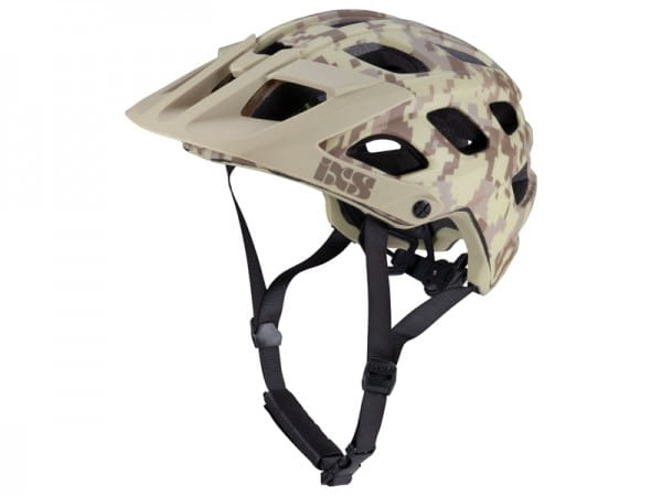 Trail RS EVO Helm - Camo Beige (Limited Edition)