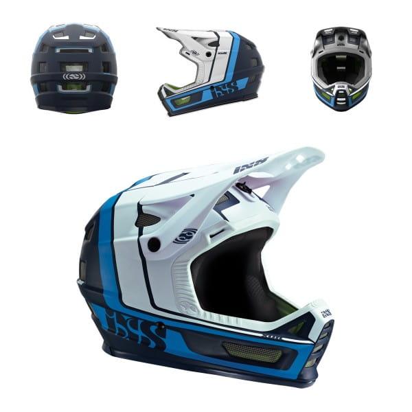 XULT Enduro/DH Helm - blau