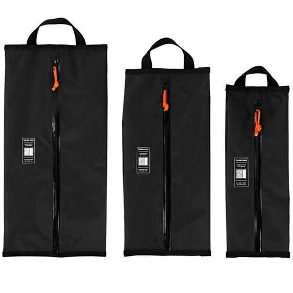 Reisetaschen Set - Schwarz