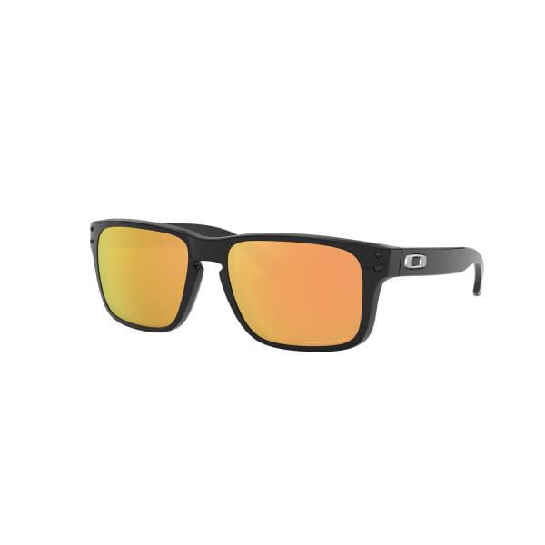 Holbrook XS Kindersonnenbrillen - Polished Schwarz