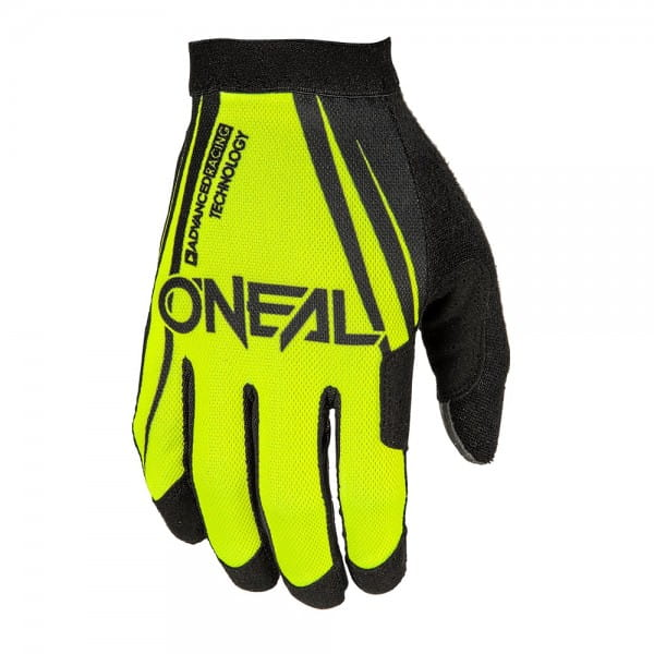 AMX Blocker Glove Handschuh - black/neon yellow