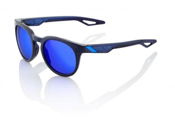 Campo Sonnenbrille - Mirror Lense - Blue