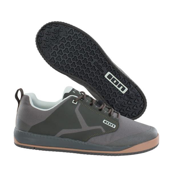 Scrub Flatpedal Schuhe - Braun