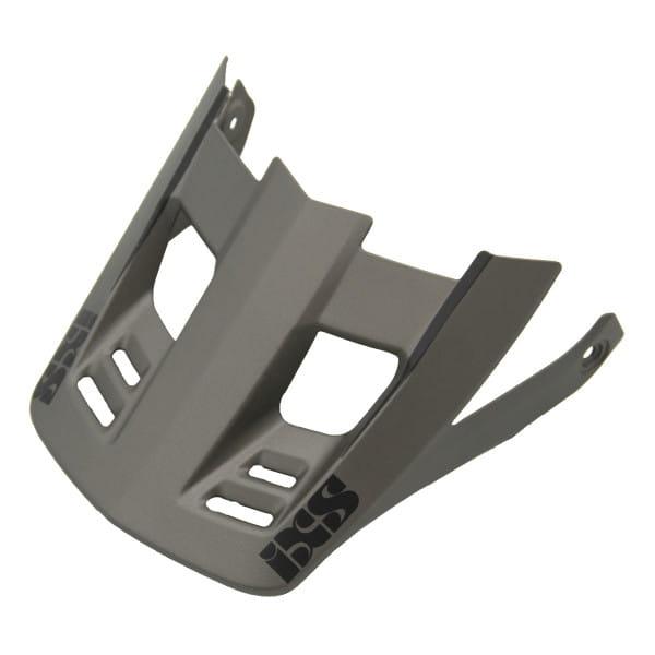 Visier + Pins für Helm Xult - Schwarz/Silber