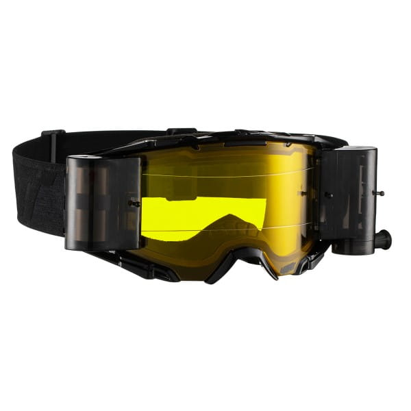 Velocity 6.5 Goggle mit Roll-Off System - Schwarz