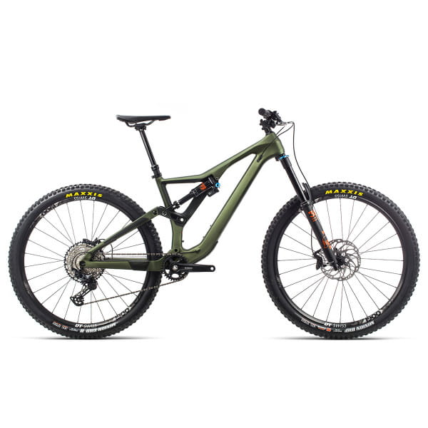 Rallon M20 - Grün/Orange - 2020