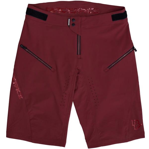 Indy Shorts Dark Red