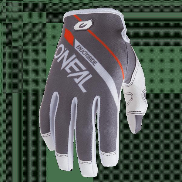 Mayhem Rizer Handschuhe - Grau/Weiss