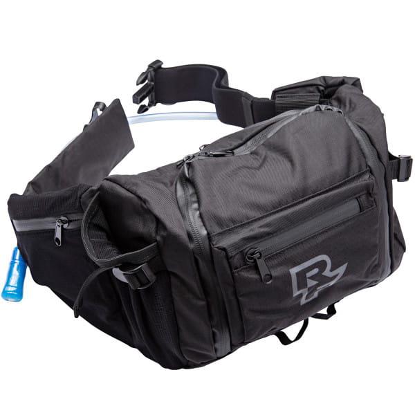 Hüfttasche Stash 3 Liter - Schwarz