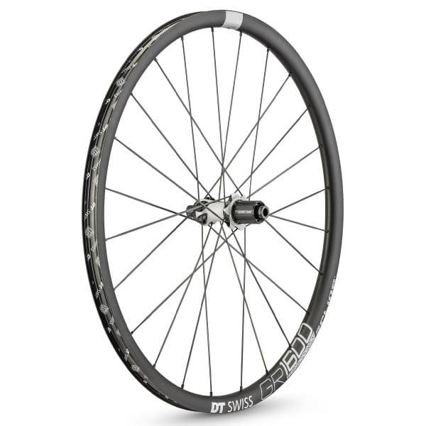 "Laufrad GR 1600 Spline Black Disc 27,5"" 25 mm HR"