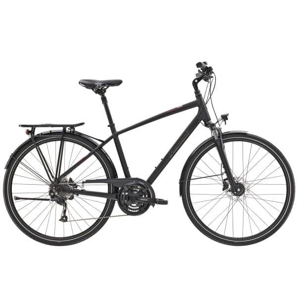Urbari Deluxe - Herren Trekkingrad - Schwarz