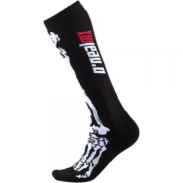 Pro MX Socks - Xray - black/white