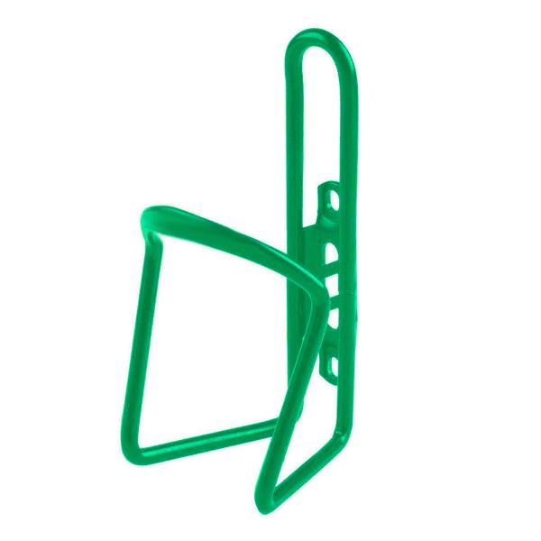 Flaschenhalter Alu - grün