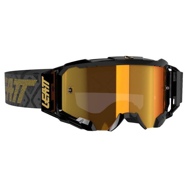 Velocity 5.5 Iriz Goggle Anti Fog Mirror Lens - Schwarz