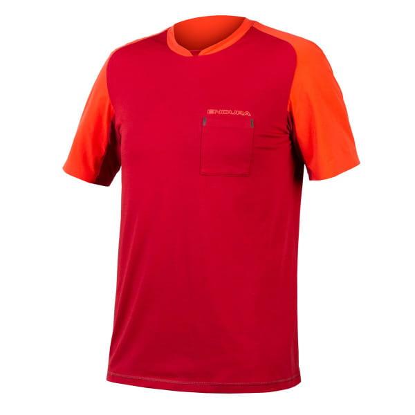 GV500 Foyle T-Shirt - Rot