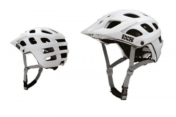 Trail RS EVO Helm - white