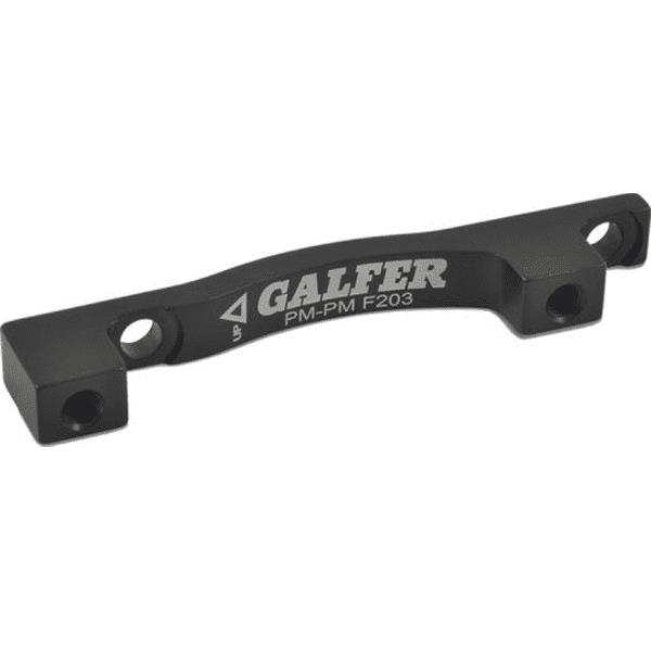 Brake Caliper Adapter PM / PM 40mm - Black