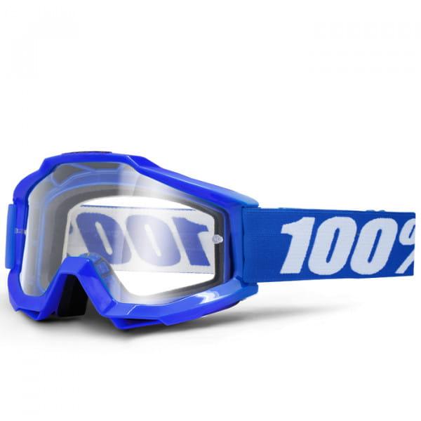 Accuri OTG Goggle für Brillenträger - Reflex Blue