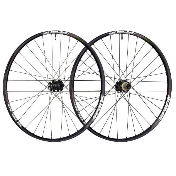 359/350 29 Inch Vibrocore Wheelset with XD Freewheel - Black