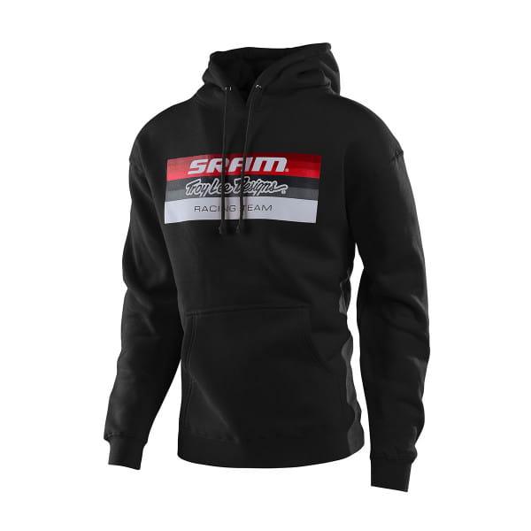 SRAM Racing Pullover - Schwarz