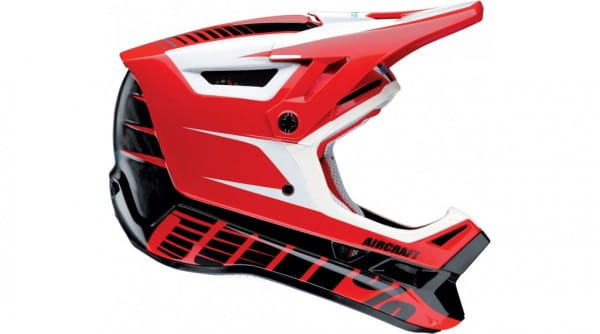 Aircraft DH Helm incl. Mips - Dexter Red