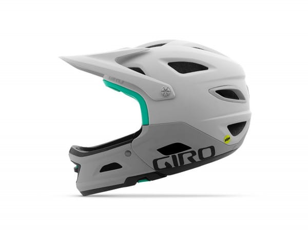 Switchblade Mips Helm DH - White/ Grey