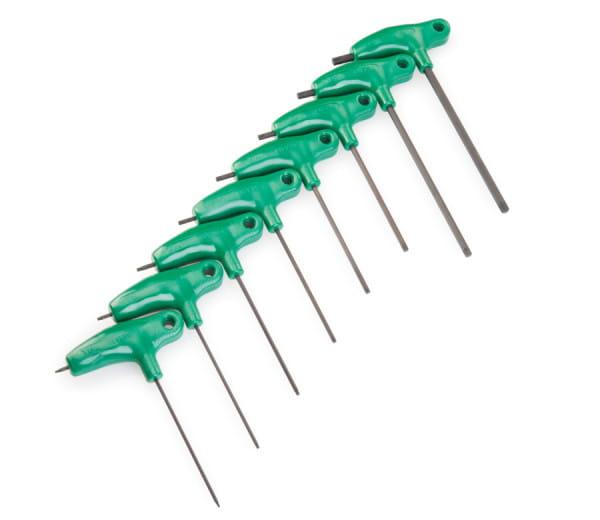 PHT-1 Torx Innensechsrund-Schlüsselset P-Griff