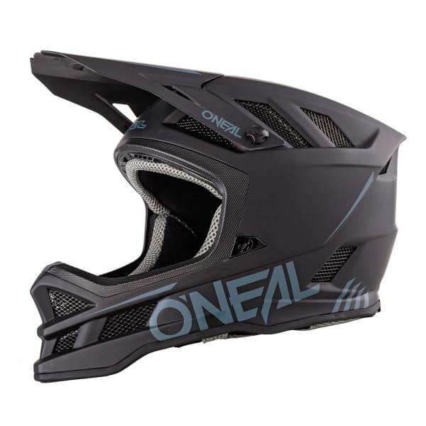 Blade Solid Helm - Schwarz
