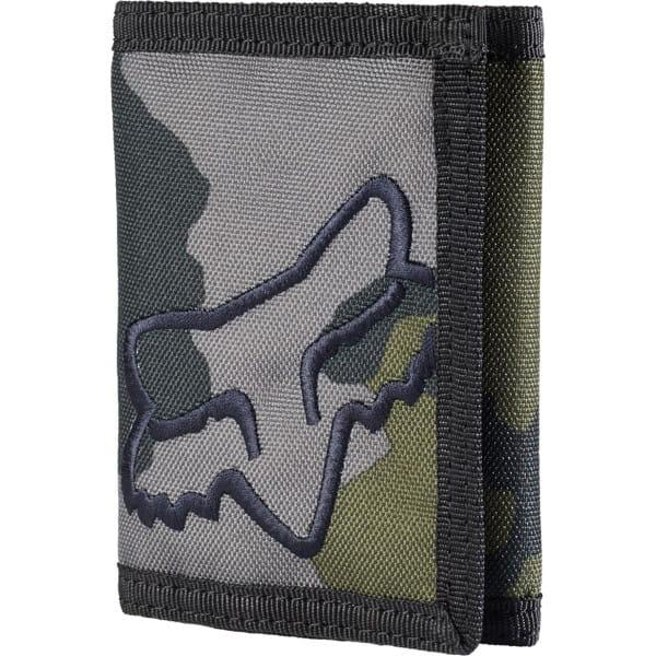 Brieftasche Mr. Clean Velcro - Grey/Camo
