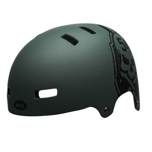Local - Helm - Schwarz/Grau
