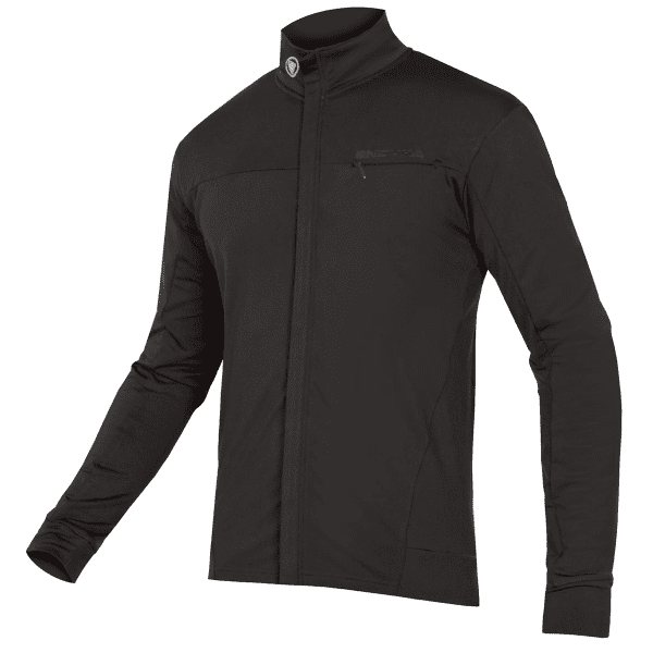 Xtract Roubaix jacket / jersey - black