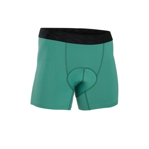 In Shorts kurz - Meeresgrün