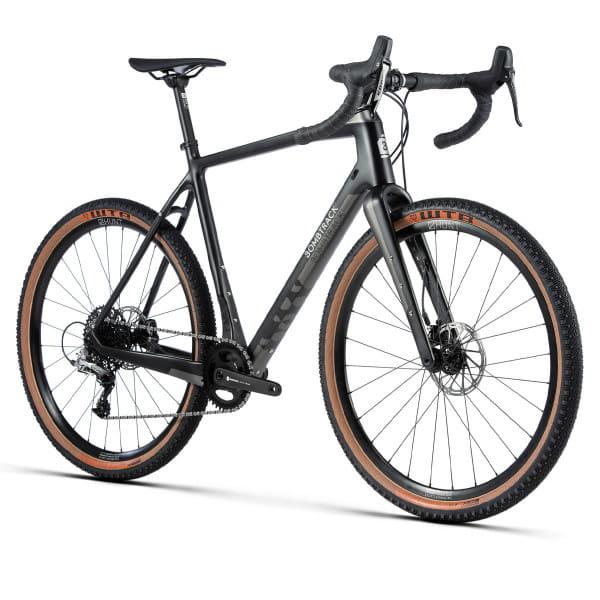 HOOK EXT C Komplettrad - Schwarz/Orange - 2020