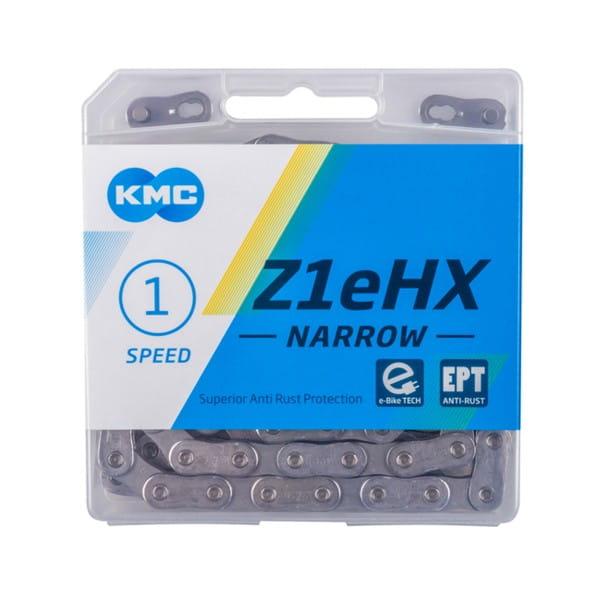 Z1eHX Narrow EPT 1-fach Silber