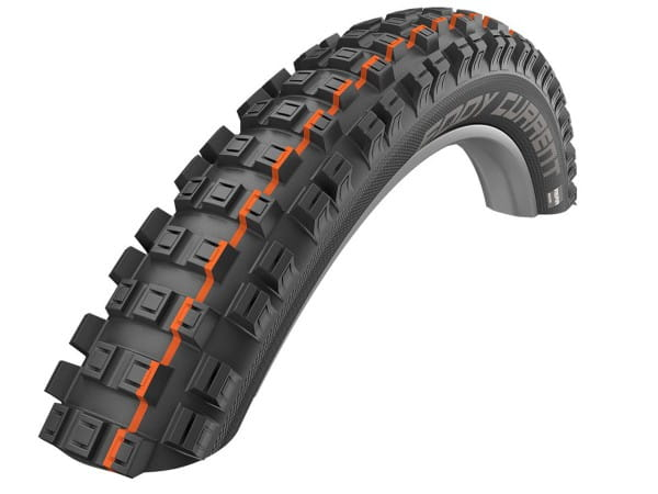 Eddy Current Rear 27.5x2.80 Zoll - Super Gravity - Snake Skin TLE - Addix Soft