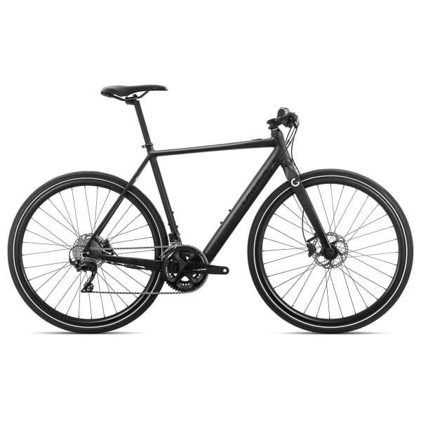 Gain F20 E-Bike - Schwarz - 2020