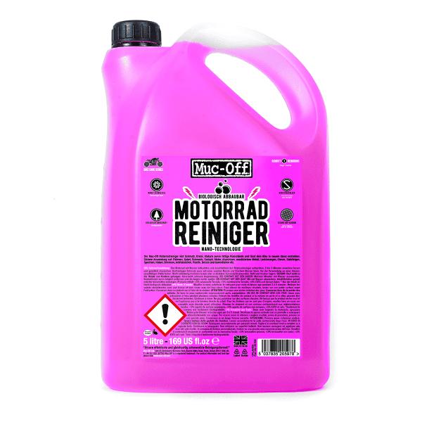 Motorradreiniger 5 Liter
