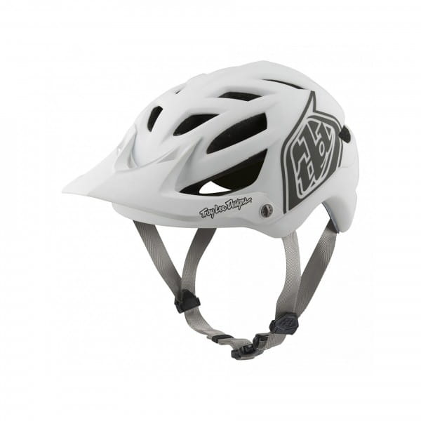 A1 Helm (Mips) Classic White