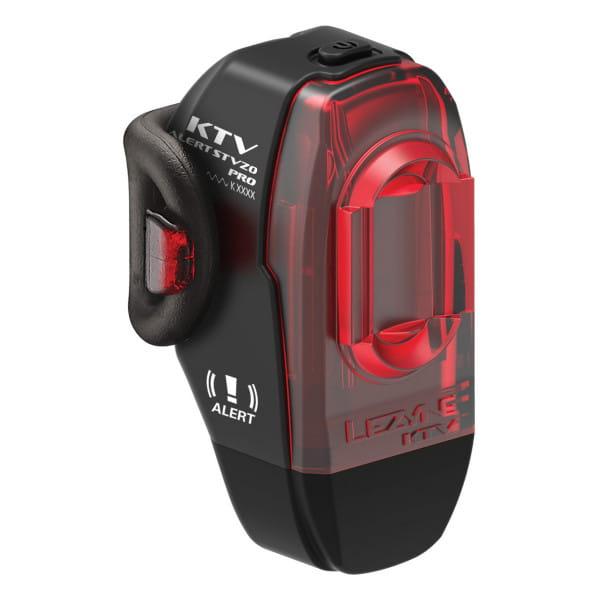 KTV Pro Alert StVZO rear light - black