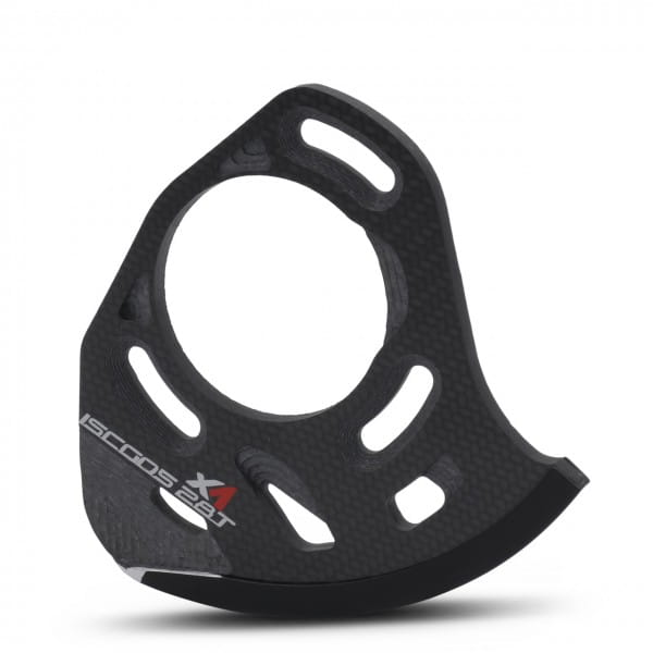 X1 Bashguard - Carbon - ISCG05 - schwarz