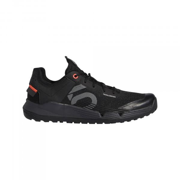 5.10 Trailcross LT - black gray red