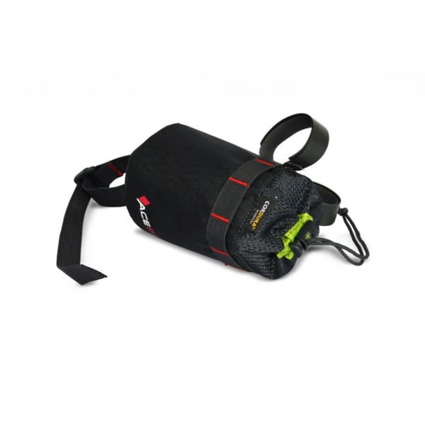 Bike Bottle Bag Holster - black