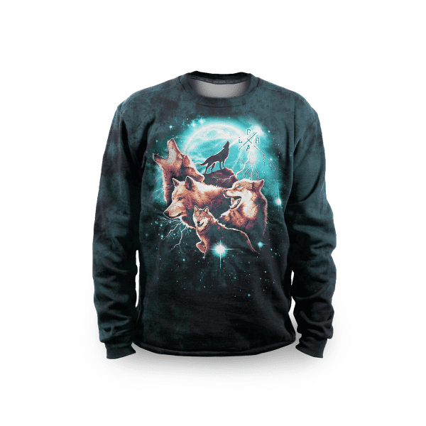 Pullover - Wolfpack