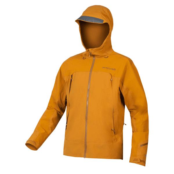 MT500 wasserdichte Regenjacke - Orange